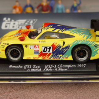 FLY GB74 Porsche GT1 EVO GTS-1 Champion 1997