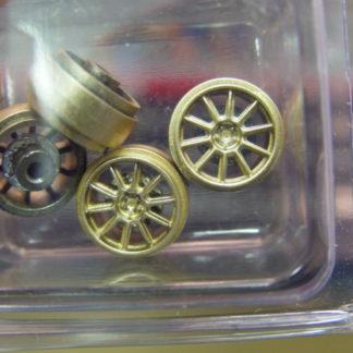 Ninco 80707 10 Spoke Wheels