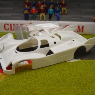 BRM S-001 Porsche 962C White Body