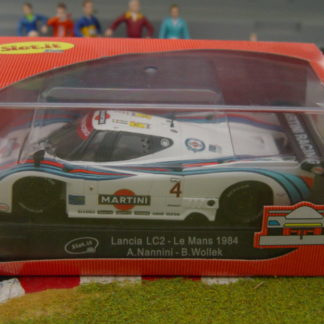 SLOT IT CA08C LANCIA LC2 MARTINI LE MANS 1984