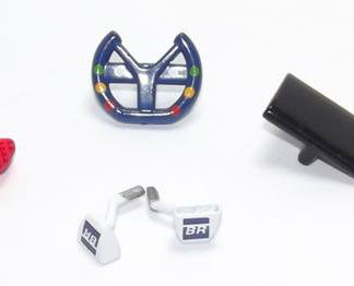 Scalextric W8662 Porsche GT3 Mirror Accessory Pack