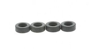 Scalextric W9756 Ford Lotus Cortina Tires Accessory Pack