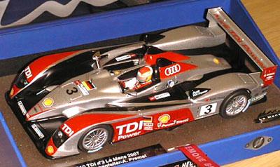 Le Mans Miniatures 132021/3 Audi R10 Le Mans 2007