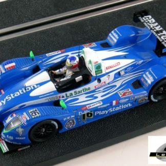 Le Mans Miniatures 132022/16 Pescarolo C60 Judd Le Mans 2007