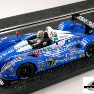 Le Mans Miniatures 132022/17 Pescarolo C60 Judd Le Mans 2007 #17