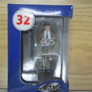 Le Mans Miniatures Figure FLM132025 Ettore Bugatti
