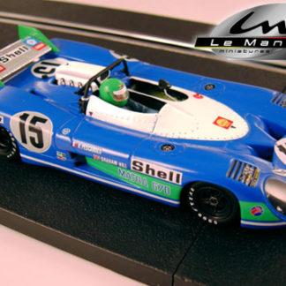 Le Mans Miniatures 132030/15 Matra-Simca MS 670 Le Mans 1972