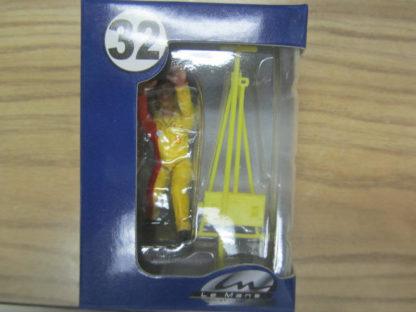 Le Mans Miniatures Figure FLM132038 Damien