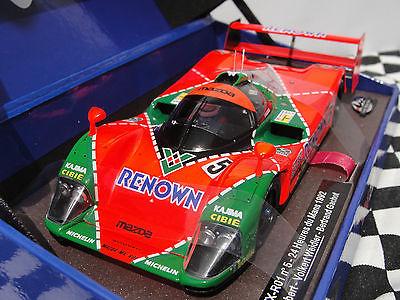 Le Mans Miniatures 132039/5 Mazda MXR-01 Le Mans #5