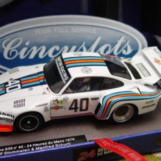 Le Mans Miniatures 132040 Porsche 935 24 HRS 1976 #40