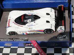 Le Mans Miniatures 132041/2 Peugeot 905 EVO Le Mans 1993