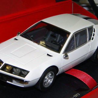 Le Mans Miniatures 132043BM Renault Alpine A310 Street Version White