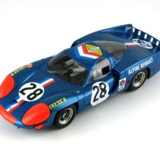 Le Mans Miniatures 132044/28 Renault Alpine A220 1968 #28