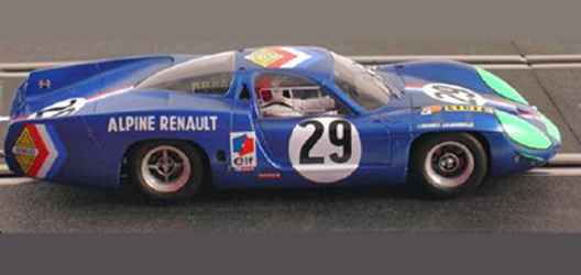 Le Mans Miniatures 132044/29 Alpine 220 1968 #29