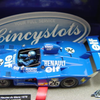 Le Mans Miniatures 132049 Alpine A441 Le Mans 1976 #26