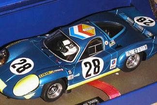 Le Mans Miniatures 132059/28 Renault Alpine A220 Le Mans 1969