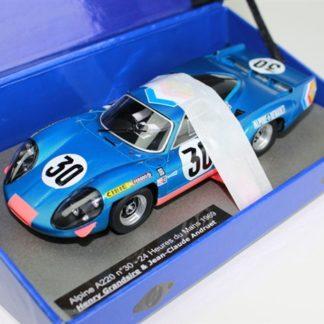 Le Mans Miniatures 132059/30 Renault Alpine A220 Le Mans 1969