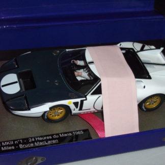 Le Mans Miniatures 132065/1 Ford MK2 #1 Le Mans 1965 Slot.it