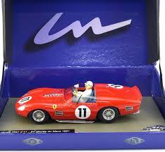 Le Mans Miniatures 132067/11 Ferrari TR61 Winner Le Mans 1961