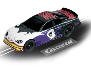 Carrera GO!!! 61073 Batman The Joker Mobile Nascar