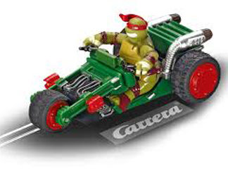 Carrera GO!!! 61286 Raphaels Trike Teenage Mutant Ninja Turtles
