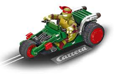 Carrera GO!!! 61286 Raphaels Trike Teenage Mutant Ninja Turtles