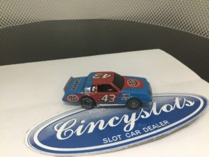 Tyco Richard Petty #43 STP Monte Carlo/Buick Lightly USED
