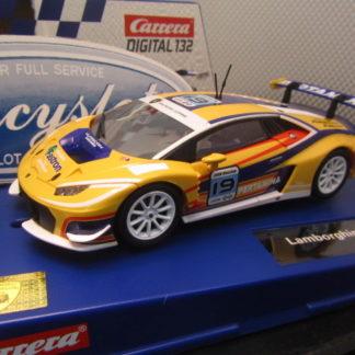 Carrera D132 30766 Lamborghini Huracan GT3