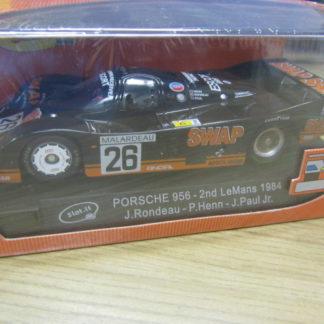 Slot.it SICA02F Porsche 956C Swap Shop Le Mans 1984