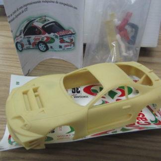 Top Slot Toyota Supra GT Castrol 1997 Kit 12
