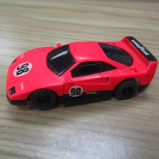 Tyco Ferrari F40 Neon