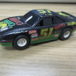 Tyco Days of Thunder Cole Trickle Mello Yello Small air dam