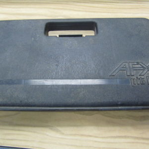 AFX Pit Kit case Vintage