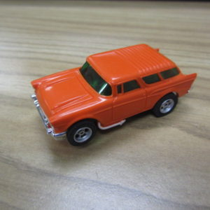 AFX Chevy Nomad Orange