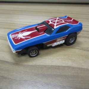 AFX Spider Steer and Gear Cuda