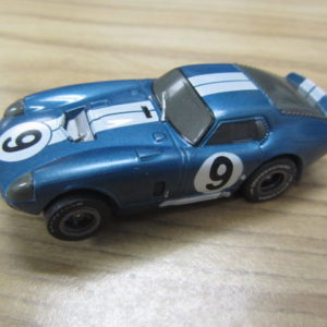AFX Ford Shelby Daytona Coupe #9 USED