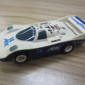 AFX Porcshe 962 Lowenbrau Used