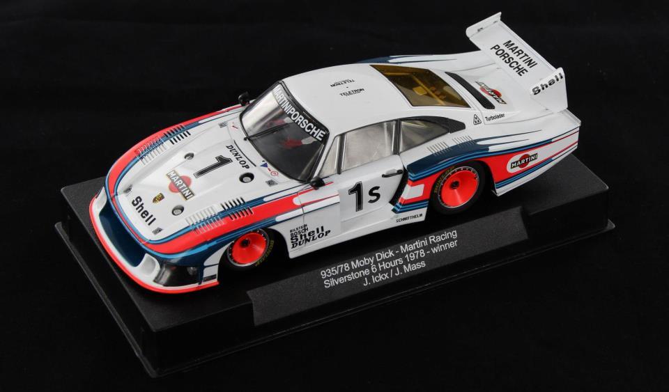 Sideways SW20 Porsche 935/78 Moby Dick Martini