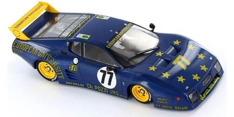 Sideways SW28 Ferrari 512 BB/LM 1980