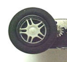 TSRF T3220 LMP Wheel Inserts for 1/32