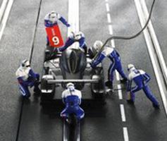 Le Mans Miniatures Figure COFTP3209M FULL Peugeot Pit Crew
