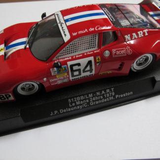 Sideways SW35 Ferrari 512BB/LM NART