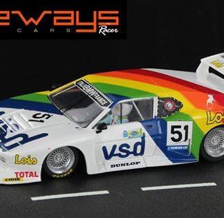 Sideways SW39 BMW M1 Gr.5 Team Italie 1981