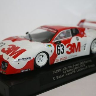 Sideways SW47 Ferrari 512 BB/LM 3M JMS Racing