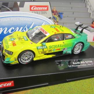 Carrera Evolution 27473 Audi A5 DTM Rockenfeller