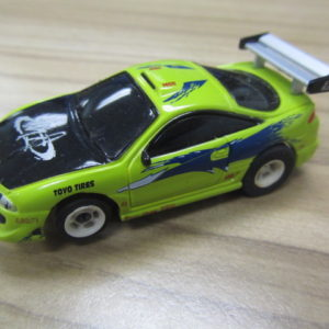 Fast and the Furious Green Eclipse USED