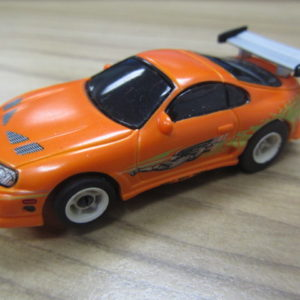 Fast and the Furious Orange Toyota Supra USED