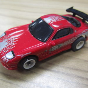 Fast and the Furious Red Mazda RX-7 USED