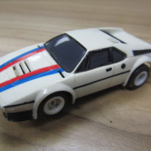 "BMW M1 White Tray ""A"""