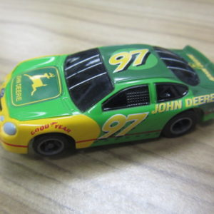 "Life Like Nascar John Deere #97 USED Tray ""D"""